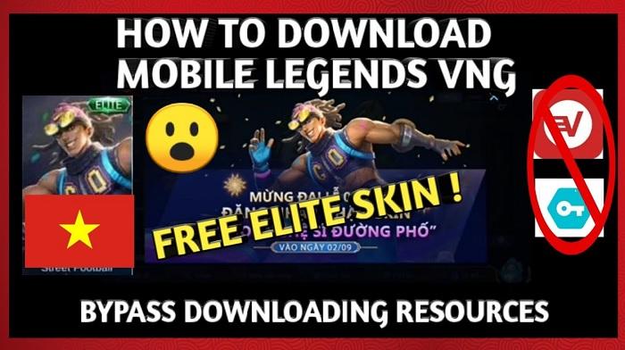 Mobile Legend VNG Vietnam Untuk Mendapatkan Skin Epic Terbaru!