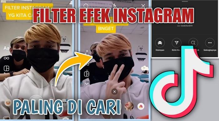Efek Instagram Yang Lagi Hits 2021 Terbaru