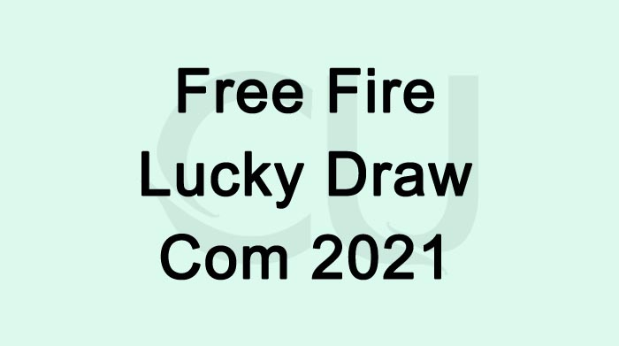 Free Fire Lucky Draw Com 2021 Gratis Skin Dan Diamond FF?