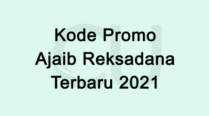 Kode Promo Ajaib 2021 Dapatkan Bonus Terbaru